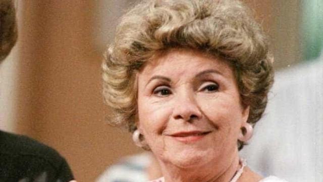 Morreu a atriz brasileira Eloísa Mafalda. Tinha 93 anos