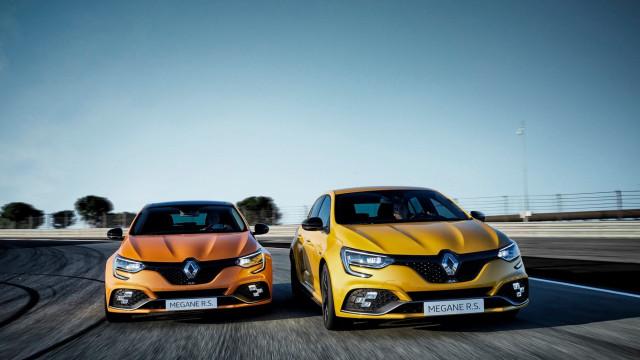 Quer testar o novo Renault Mégane RS? Pode fazê-lo este fim de semana