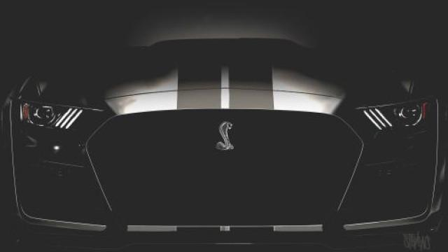 Ford prepara-se para lançar uma espécie de Mustang... elétrico
