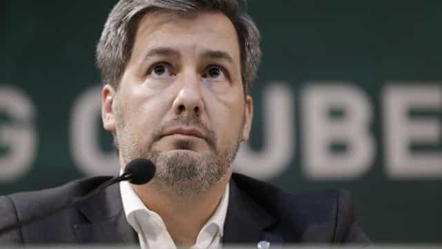 """""""Não sou mais do Sporting"""": BdC fala de viciação na AG e diz 'adeus'"""