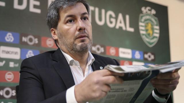 Comissão de Fiscalização decreta suspensão imediata de Bruno de Carvalho