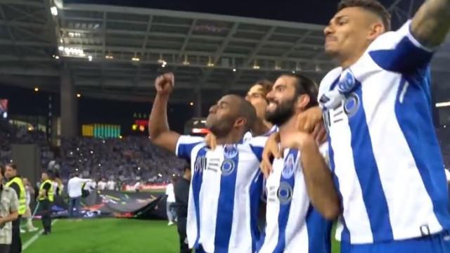 O emocionante vídeo de homenagem do FC Porto a Ricardo Pereira
