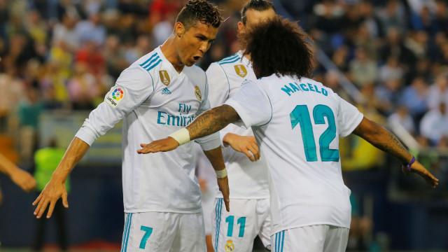 Cristiano Ronaldo alcança mais uma marca histórica
