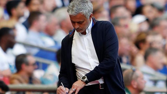 Mourinho quer 'sombra' para De Gea e olha para o... Manchester City
