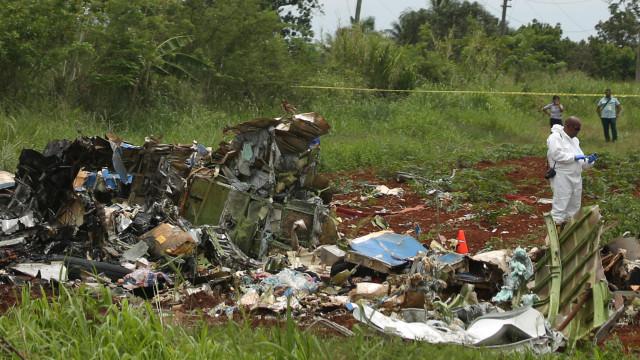 Recuperada a segunda caixa negra do avião que caiu em Cuba
