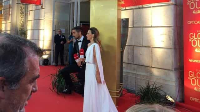 Globos de Ouro: Já desfilam estrelas pela passadeira vermelha