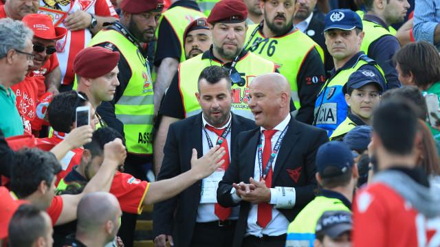 """José Mota irritado: """"Foi uma falta de respeito como trataram o Aves"""""""