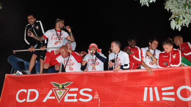 Aves responsabiliza FPF pela ausência na Liga Europa