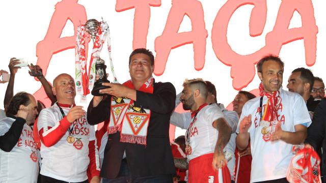 Aves fora da Liga Europa? FPF enumera equipas licenciadas