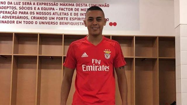 Benfica garante a contratação de prodígio colombiano