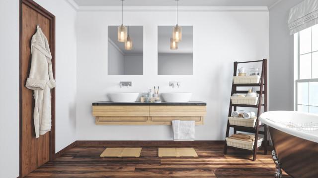Vai remodelar a sua casa de banho? Eis o que não pode faltar