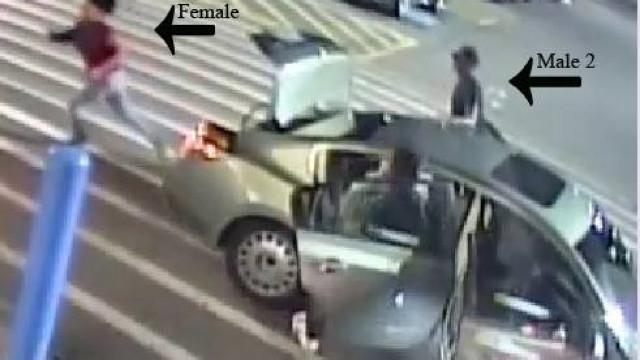 Mulher tenta escapar a raptores mas acaba por ser apanhada novamente