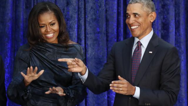 Casal Obama produzirá conteúdo para a Netflix