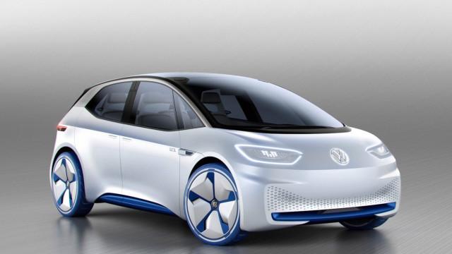 Novo hatchback da Volkswagen será parecido a carro-conceito já mostrado