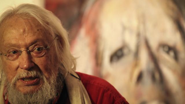 "BE: Júlio Pomar foi ""figura gigantesca da arte contemporânea portuguesa"""