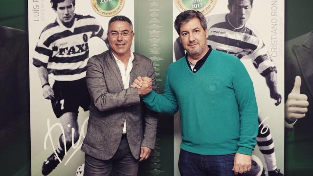 """Augusto Inácio: """"Sporting precisa dos meus serviços nesta altura"""""""