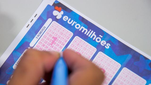 Chave do Euromilhões: Saiba se ficou milionário esta sexta-feira