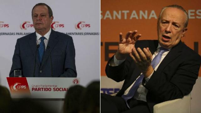 """Eutanásia: Carlos César rejeita referendo, Santana tem """"muitas dúvidas"""""""