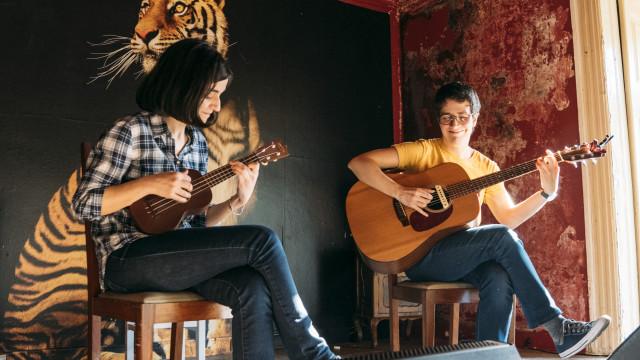 Este ano, o festival 'Guitarras ao Alto' faz-se no feminino e com voz