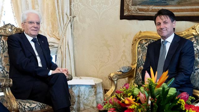 Giuseppe Conte encarregado de formar governo em Itália
