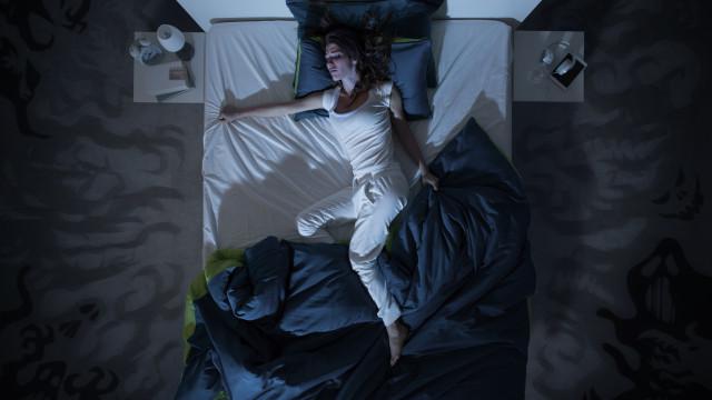 Ter pesadelos é assustador. Mas será que faz mal à saúde?