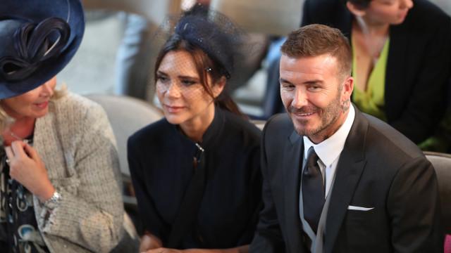 """Victoria Beckham sobre casamento real: """"Foi o melhor dia"""""""