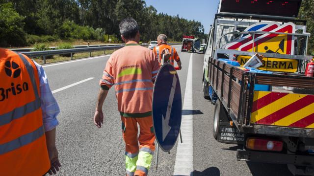 Alargamento da A1 entre Albergaria e Estarreja avança em 2019