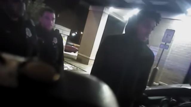 Polícia divulgou imagens de jogador da NBA atingido com taser e detido