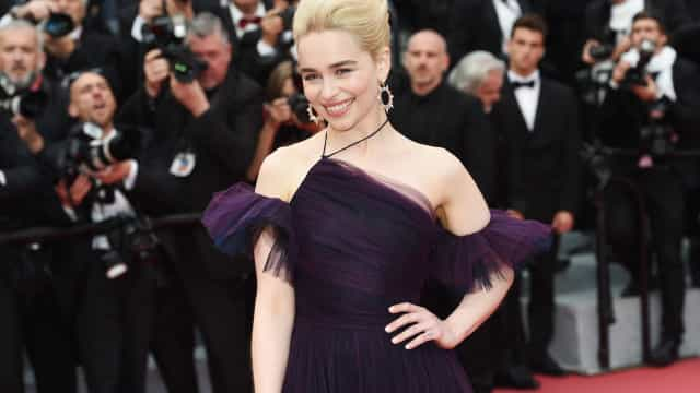 'Game of Thrones': O adeus emotivo de Emilia Clarke