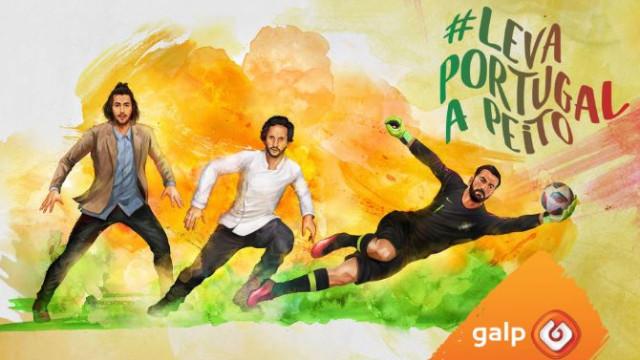 Galp: Salvador Sobral, Rui Patrício, ou Avillez levam 'Portugal a peito'