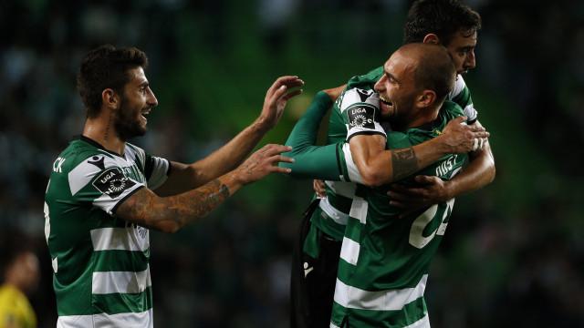 Piccini e Bruno Fernandes aplaudem a candidatura de Frederico Varandas