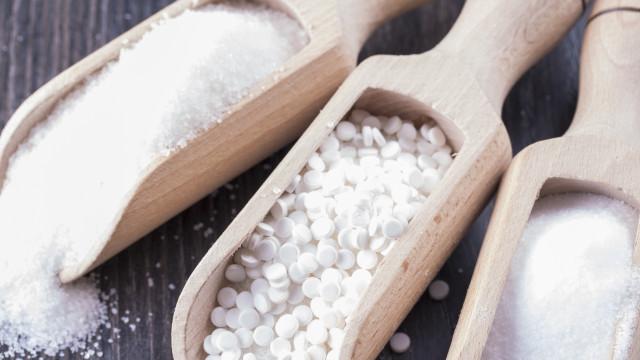 Em que é que os adoçantes são melhores que o açúcar?