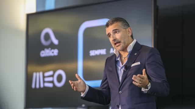 Altice investiu 1.200 milhões de euros em Portugal nos últimos três anos