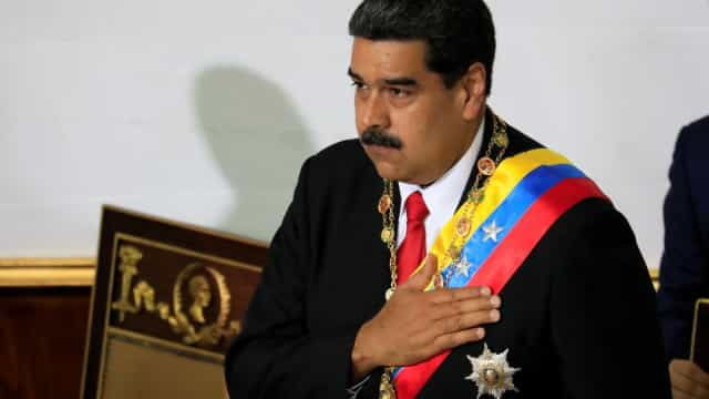 Movimento Soldados de Flanelas reivindica alegado atentado a Maduro