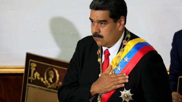 """Chefes militares declaram """"lealdade absoluta"""" a Nicolás Maduro"""