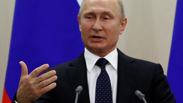 Putin quer participar na investigação ao abate do MH17