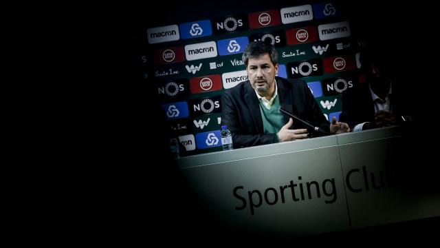 Bruno de Carvalho vai reagir a rescisão de jogadores esta segunda-feira