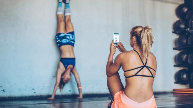 Postar o treino nas redes sociais: narcisismo ou incentivo?
