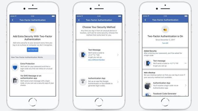 Está mais fácil tornar o seu Facebook seguro