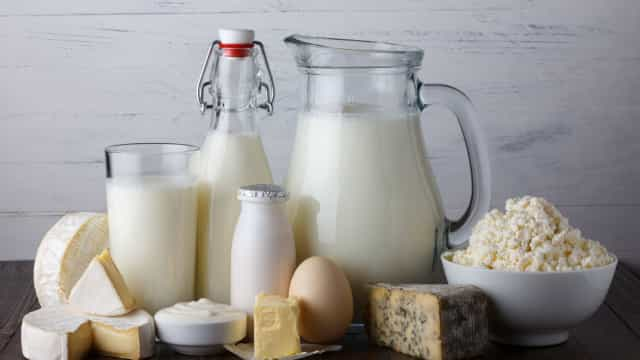 Cinco passos para reduzir o consumo de lacticínios