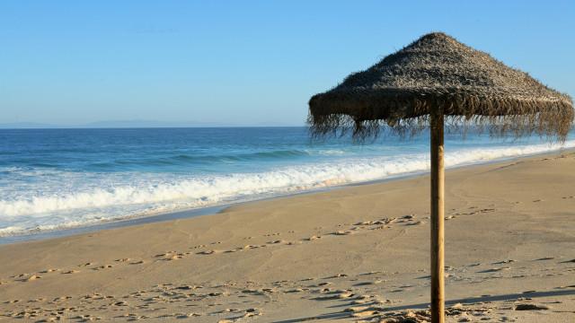 Olá verão: Praias de Grândola são ouro sobre azul