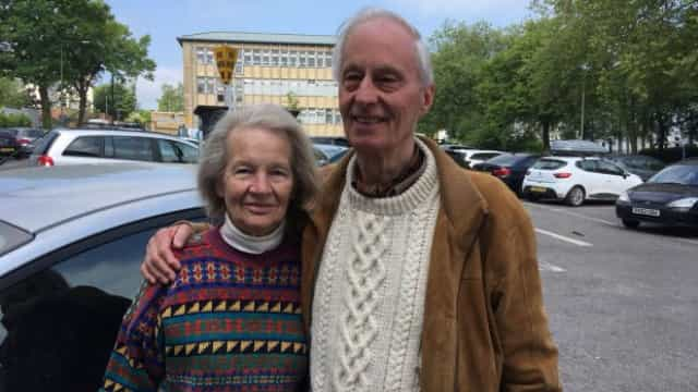Uma semana depois, casal encontra carro que perdera após ida ao hospital