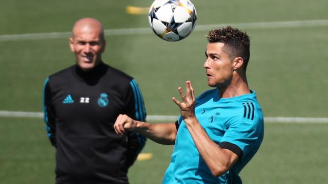 """""""Ronaldo a 150%? Se estiver a 149 não há problema"""""""