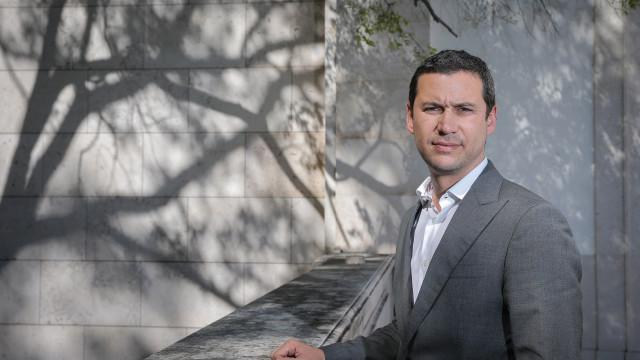 João Galamba, o novo secretário de Estado da Energia