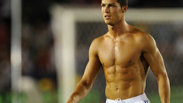 Acha que está em forma? Esta é a dieta de Cristiano Ronaldo...