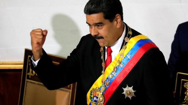 """Eleições na Venezuela são """"uma farsa"""""""