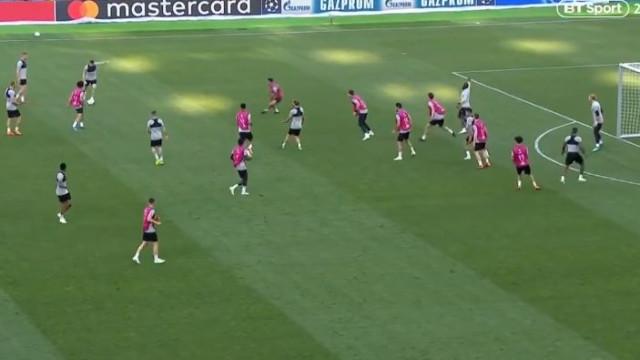 Atenção CR7 e companhia: Milner marca golaço no ensaio para a Champions