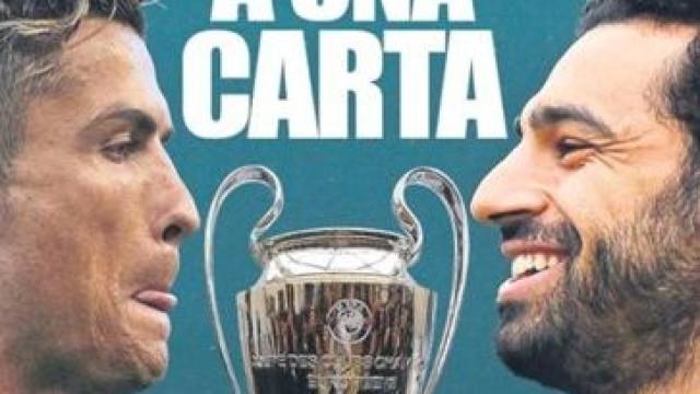 Imprensa internacional: Champions no topo do mundo