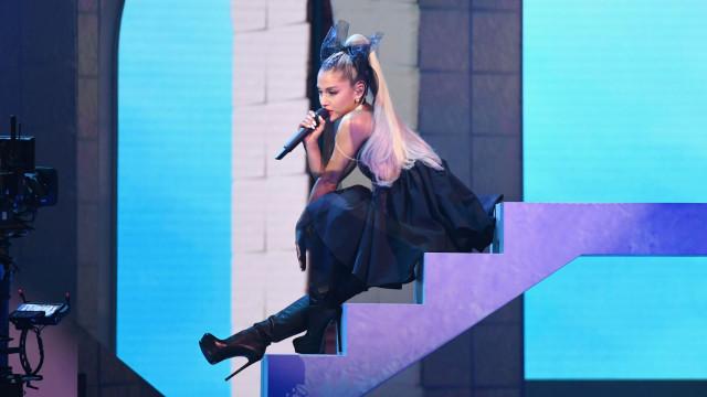 """Ariana Grande sobre 'ex': """"Eu não sou ama ou mãe de ninguém"""""""