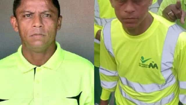 A história do homem do lixo que estará no Mundial 2018 a arbitrar